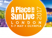 A Place in the Sun LIVE | London | 5-7 May 2017
